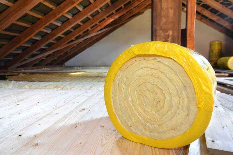 Attic Insulation Replacement San Diego