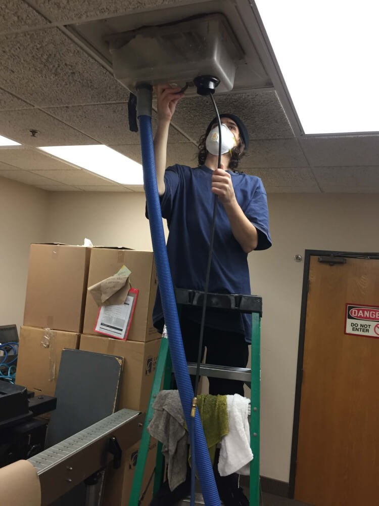 AIr Duct Cleaning Cardiff By The Sea, CA