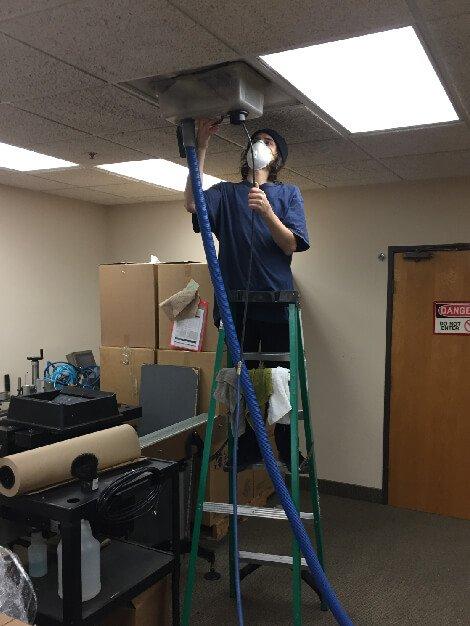 Air Duct Cleaning Bonita CA